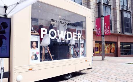 Powder x Bare Minerals Event Glasgow Original Foundation SPF 15
