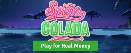 Yggdrasil Spina Colada slot play for real money
