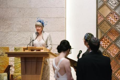 a ceremony reading at jewish wedding