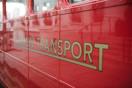 london transport bus
