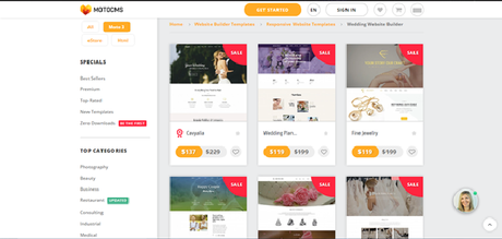 How to Start a Wedding Website With Ease