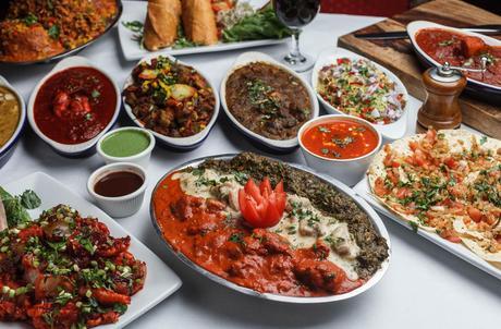 Indian restaurants in Jumeirah Lake Towers