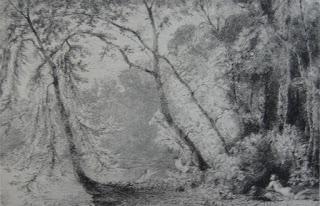 The Pre-Impressionists: Paul Huet
