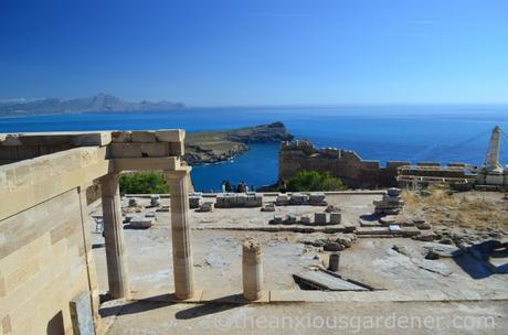 A Postcard From Lindos, Rhodes