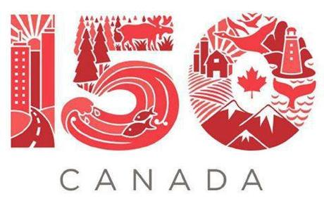 Happy Canada Day and Happy 150th Birthday Canada