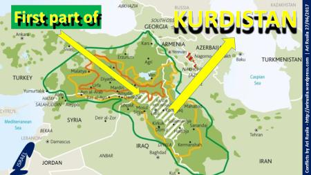 Kurdistan Taking Shape – with Israeli Support