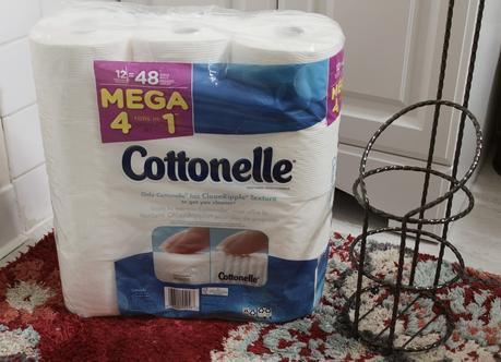 cottonelle clean care mega pack, linqia post, summer hacks , time saving hacks, make room in bathroon, saumya shiohare, sammy