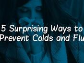Surprising Ways Prevent Colds