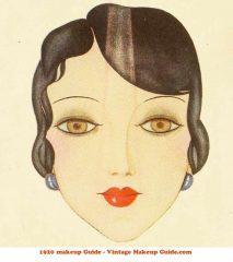 1920s beauty guide