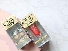 Hello Younger-looking Eyes with Olay Collection #ForYourEyesOnly