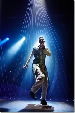 Review: Changes – A Science Fiction Tap Opera to the Music of David Bowie (Chicago Tap Theatre)