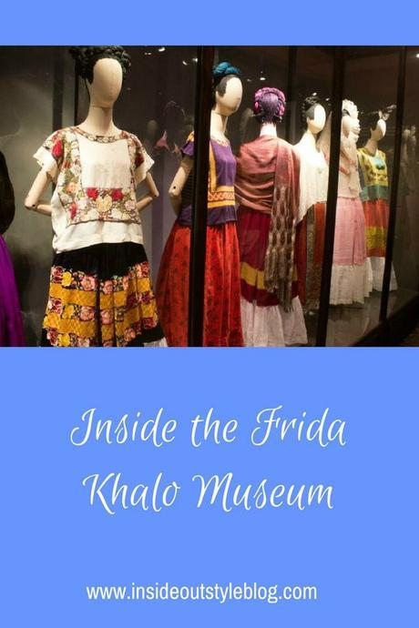 Inside Frida Khalo's House and Her Wardrobe