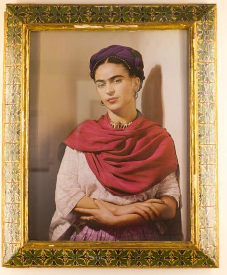 Inside Frida Khalo's House and Her Wardrobe