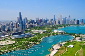 Record Setting Tourism in Chicago During First Six Months of 2017