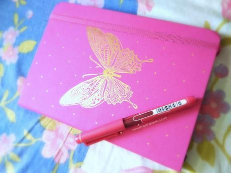 #BulletJournalsIndia | Matrikas Bullet Journal (Amazon)
