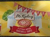 Today's Review: Kipling Eton Mess Bakewell Tarts