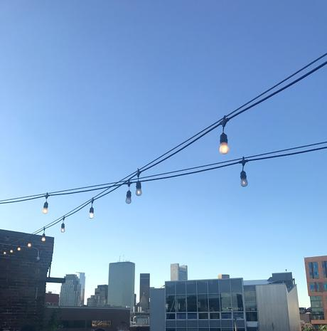 The Roof Deck at Coopersmith