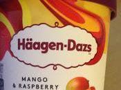 Haagen Dazs Mango Raspberry Cream