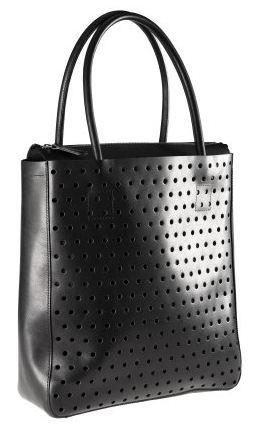 Wishlist: Black Leather Bag