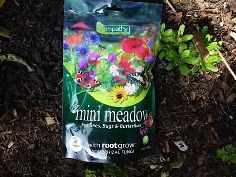 packet of mini meadow
