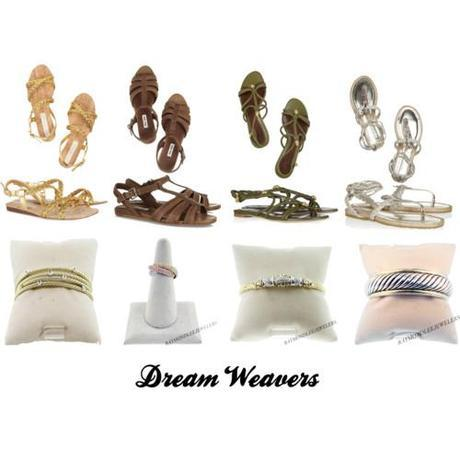 Tuesday Shoesday: Dream Weavers