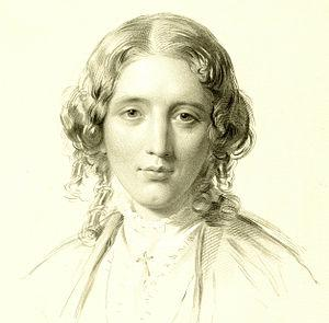 Harriet Beecher Stowe (1811–1896) English: Por...