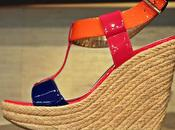 Shoe Isola Olencia Patent Jute Wedge