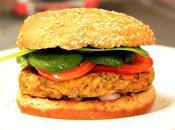 Southwestern Pinto Bean Veggie Burgers