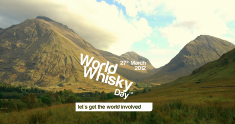 Repost: Whisky World Tour celebrates Word Whiskey Day with a toast and a dram!