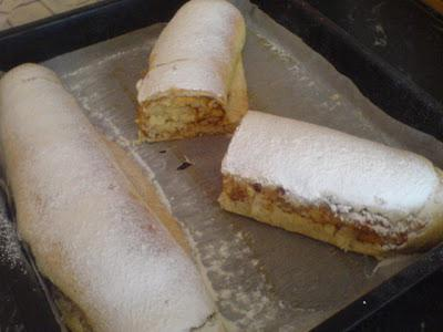 Walnut Roll Easy Recipe