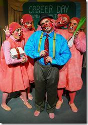 Review: Naked Mole Rat Gets Dressed (Lifeline Theatre)