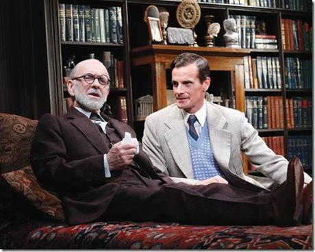 Review: Freud's Last Session (Mercury Theater)