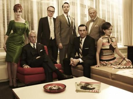 "Review #3398: Mad Men 5.1/5.2: ""A Little Kiss"""