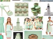 Mint Green Wedding Inspiration Wednesday
