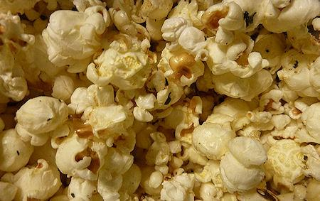 Popcorn Healthier Than Fruits And Vegetables?