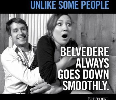 Belvedere Vodka's 'rape' ad prompts boycott, apology; but they're not the only ones with no taste