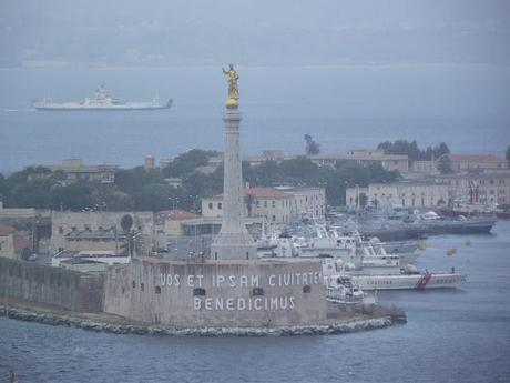 Our Honeymoon: Messina, Sicily
