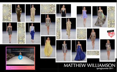 Discovering Raw Talents: Matthew Williamson