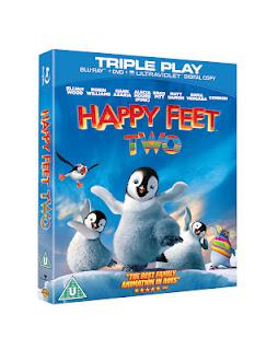 Review: Happy Feet 2