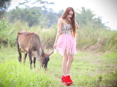 Look 358: Skinny Cow