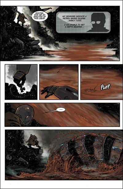 Planetoid #1 preview 2