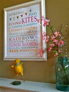 15 Spring Decor Ideas