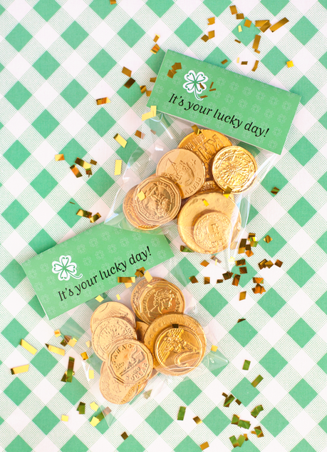 Free Printable Friday:  Your Lucky Day