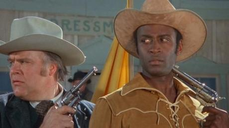 Blind Spot 2012 Review: Blazing Saddles