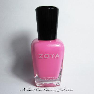 Swatch & Review: Zoya Beach & Surf Swatches