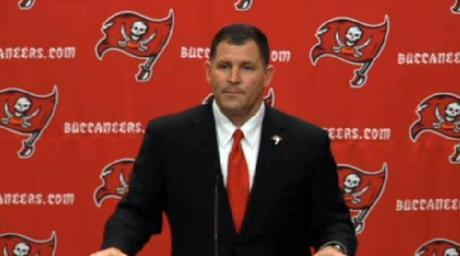New Tampa Bay Buccaneers Coach Greg Schiano is All About Ball Security