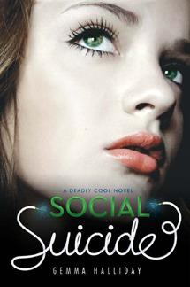 Review: Social Suicide by Gemma Halliday
