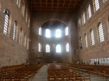 trier germany basilica konstantin unesco site
