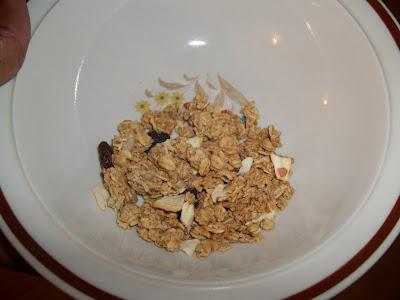 Fitness Flow ~ PART 2: Mornflake Orchard Oat Granola