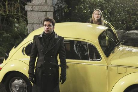 "Review #3399: Once Upon a Time 1.17: ""Hat Trick"""